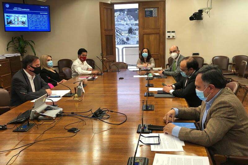 Comisión de Constitución, Legislación y Justicia AAFBBB1