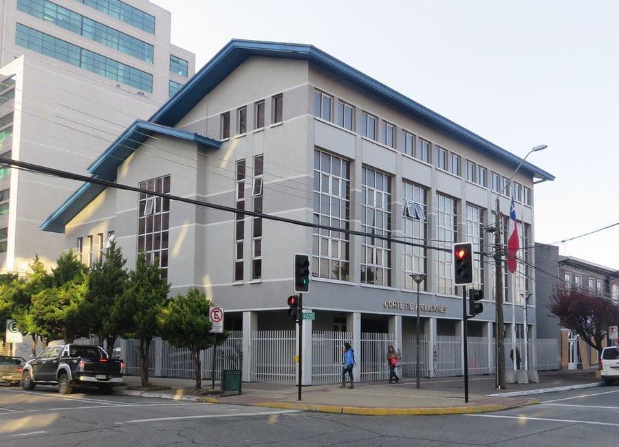 Corte de puerto Montt