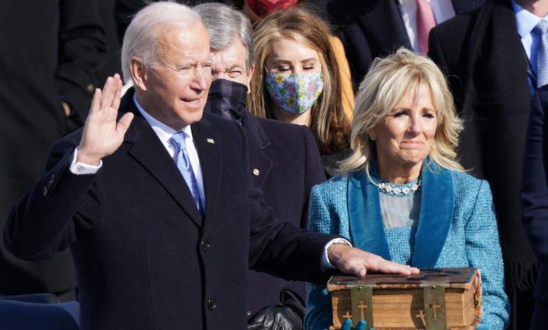 Joe Biden cambio de mando VkAEsadR
