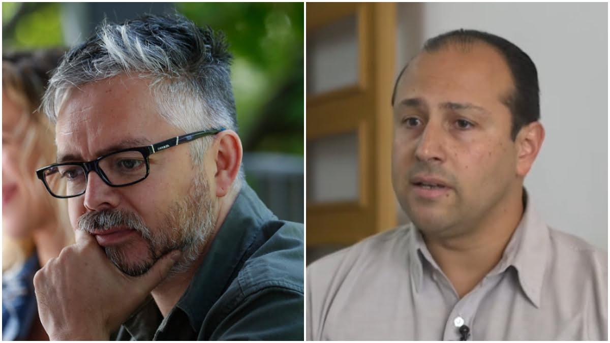 Jorge Baradit y Rafael Harvey AHHA91919