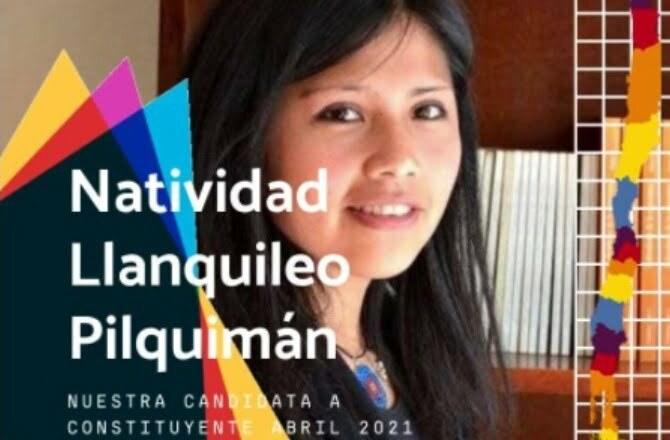 Natividad Llanquileo Pilquimán portada AWWW
