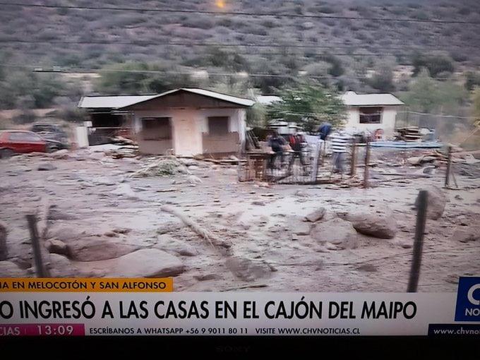 Piñera y Cajón Del Maipo