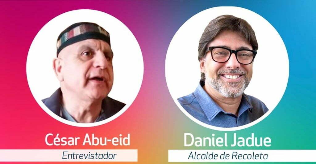 César Abu-Eid y Daniel Jadue EtTsr5QWQAAo1ZH