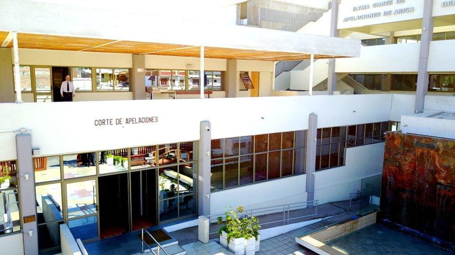 Corte de Arica