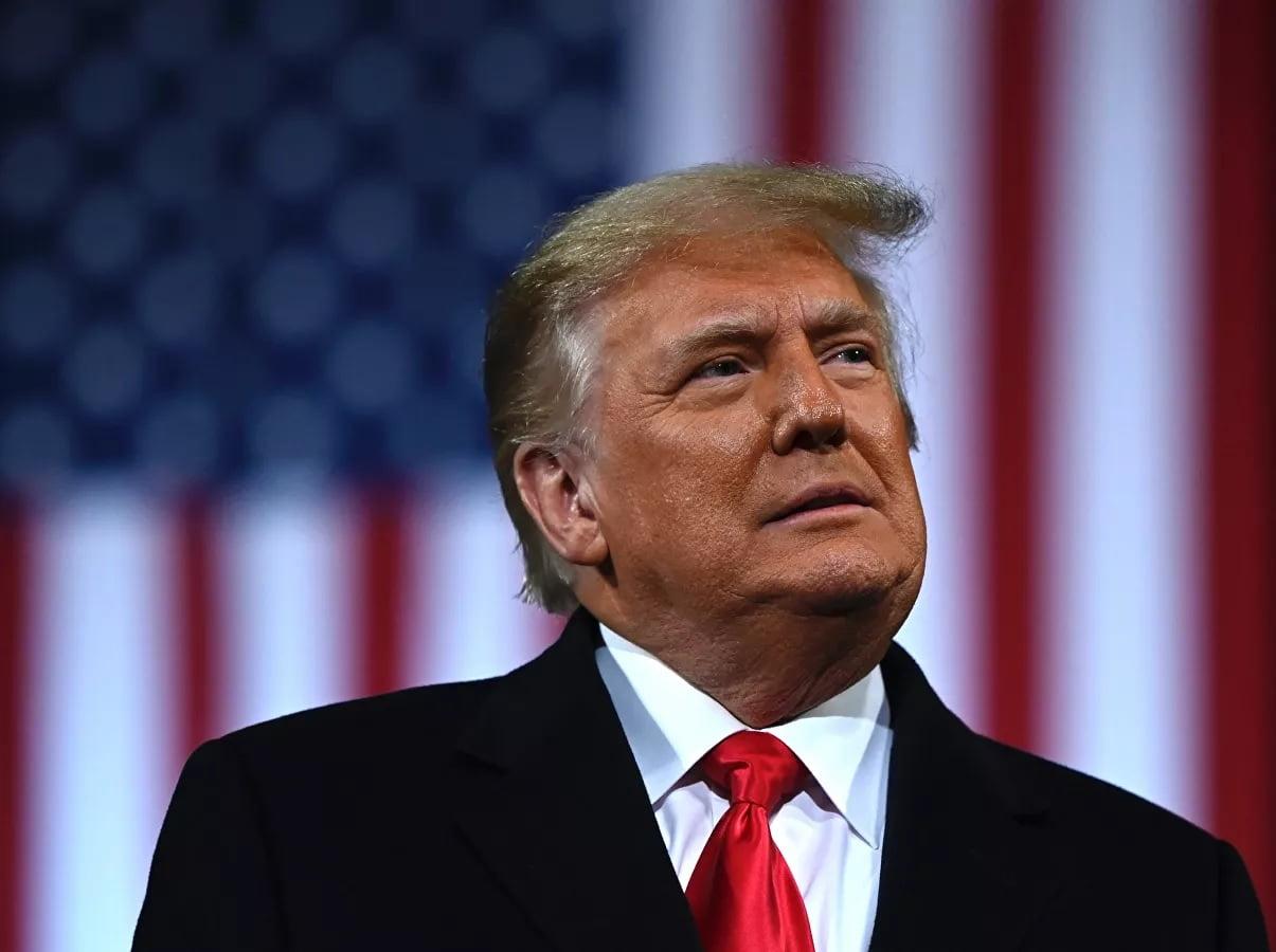 Donald Trump 13022021