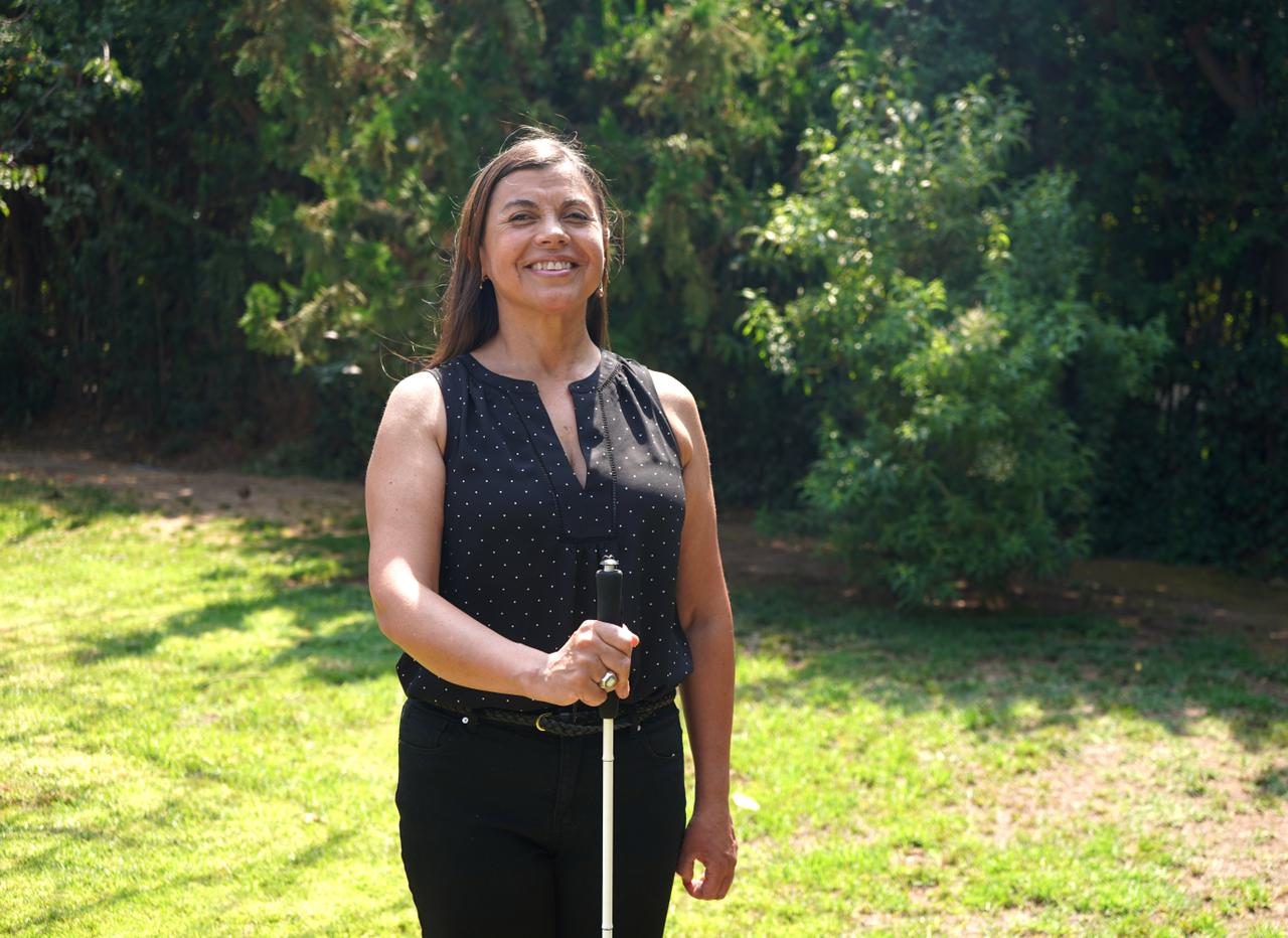 María Soledad Cisternas candidata constituyente distrito 12