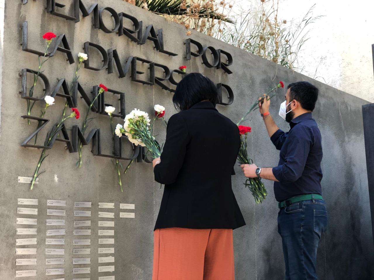 memorial daniel zamudio 991A