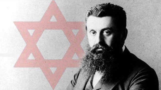 sionismo impunidad Theodoro Herzl ee21