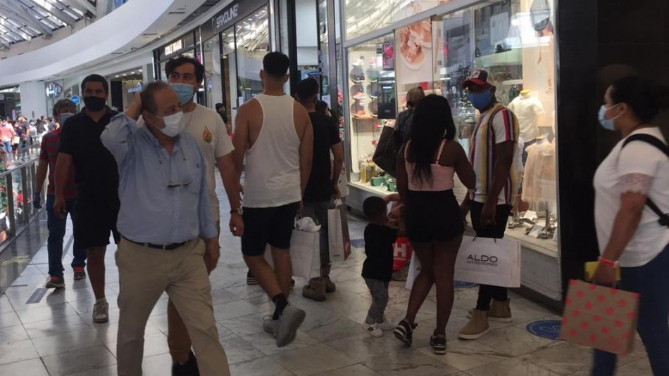 Comercio Santiago Malls Restaurantes 5de164d570