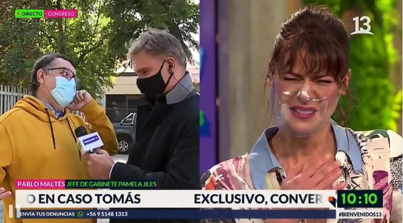 Pablo Maltes nepotismo abstinencia sexual 10AHHH2