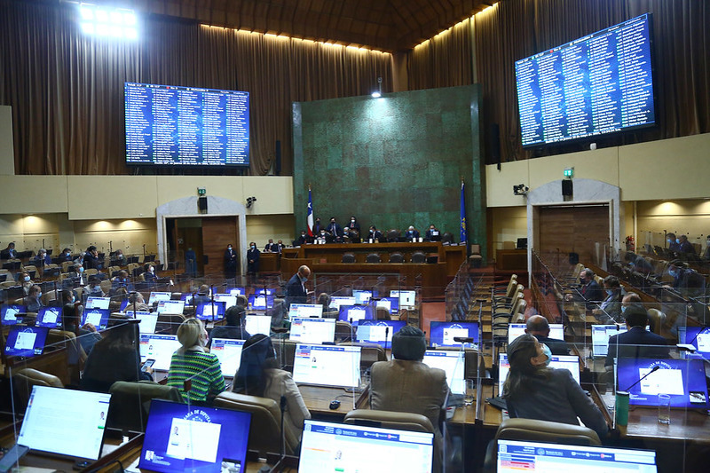 Cámara de diputados 0919A