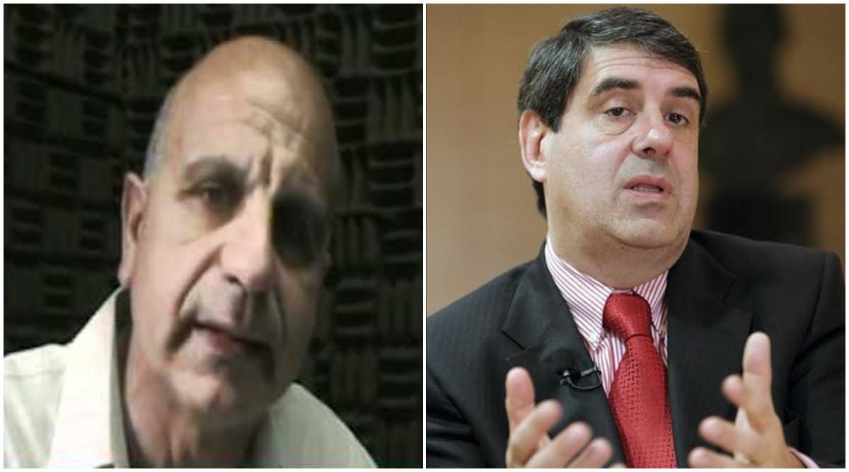 César Abu-Eid y Gonzalo Martner