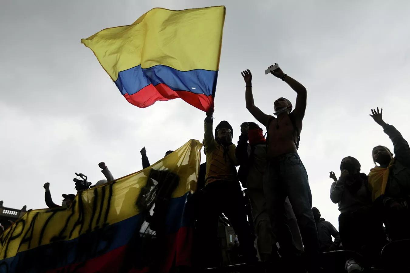 Revuelta de Colombia BEK666