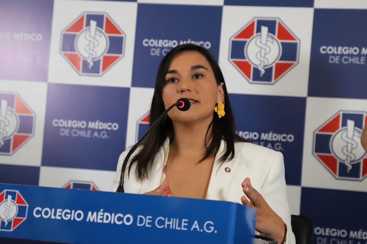 colegio médico de chile izkia siches
