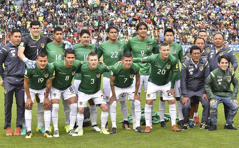 selección futbol bolivia P37DFLUY