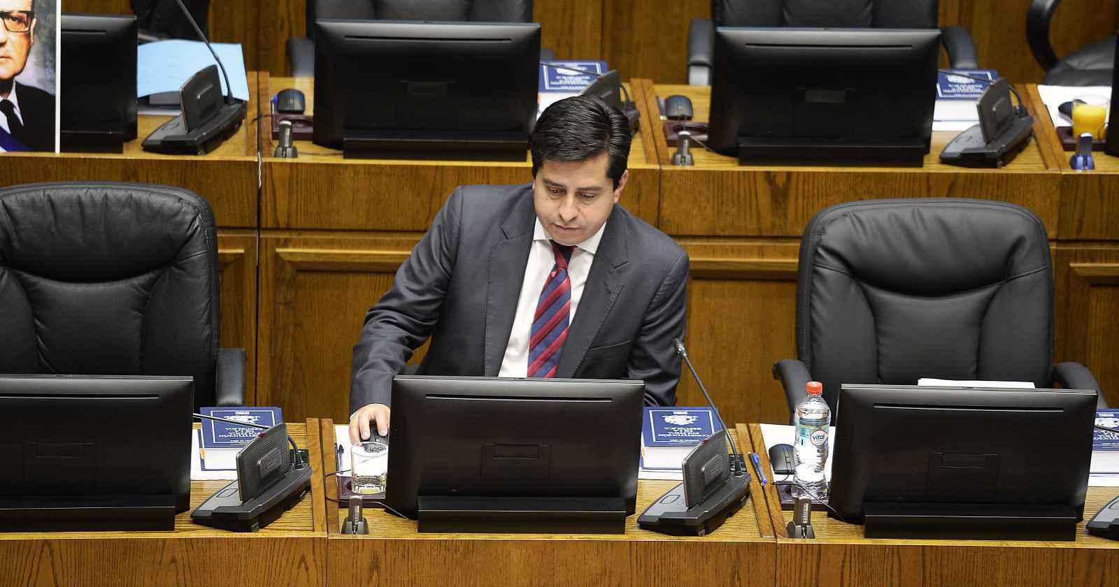 Comisión del Senado pedro araya A_UNO_1109374-1