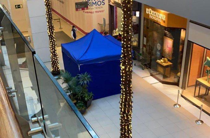 Mall costanera