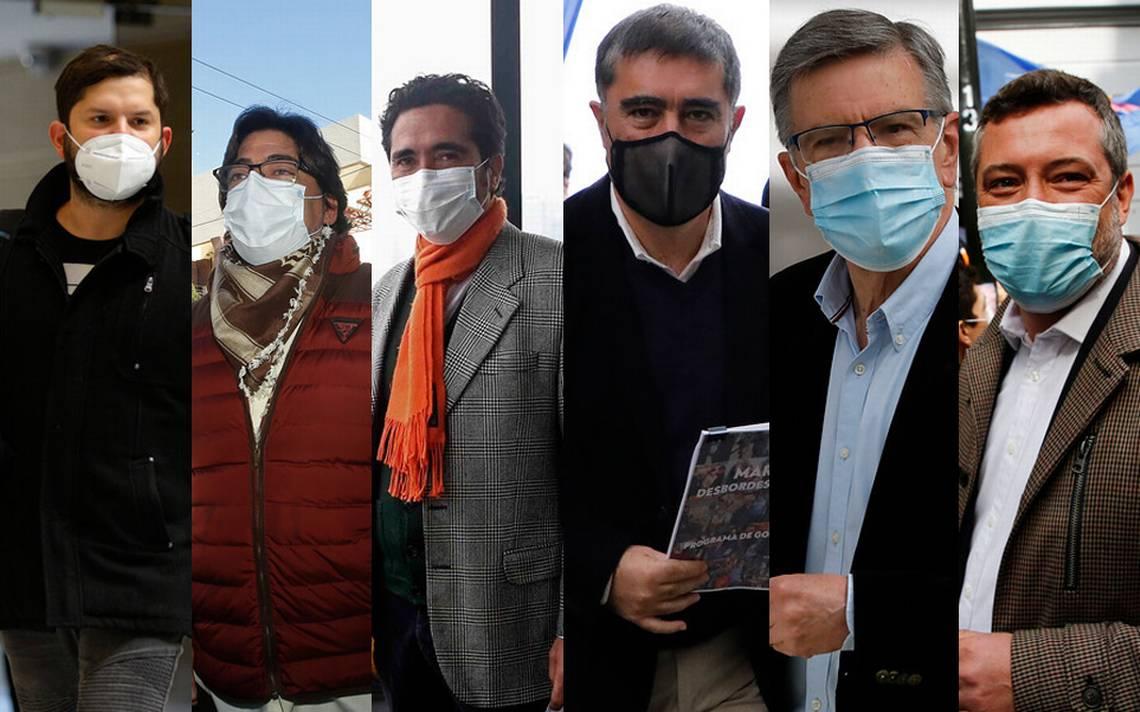 precandidatos primarias presidenciales Chile Vamos Apruebo Dignidad